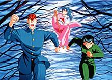 Yu Yu Hakusho Episode And Movies Page